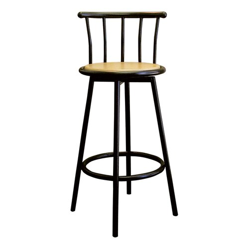 ORE Furniture Swivel Bar Stool