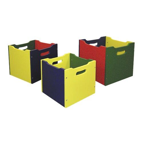 ORE Furniture Nesting Toy Box Set of 3