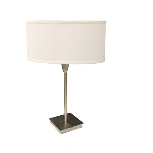 "ORE Furniture Accent 28"" H Table Lamp with Drum Shade"