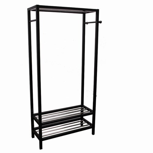 ORE Furniture Hanger and Shoe Rack Stand