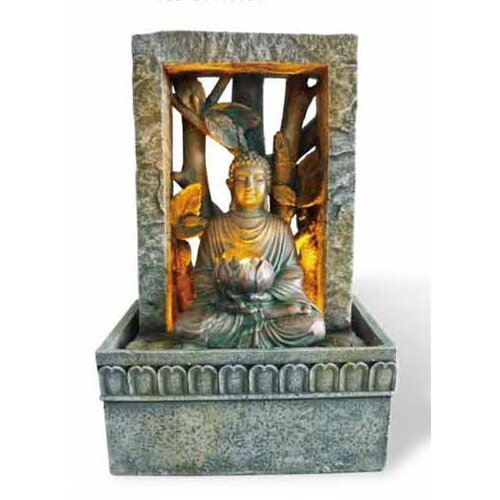 Table Top Buddah Led Fountain