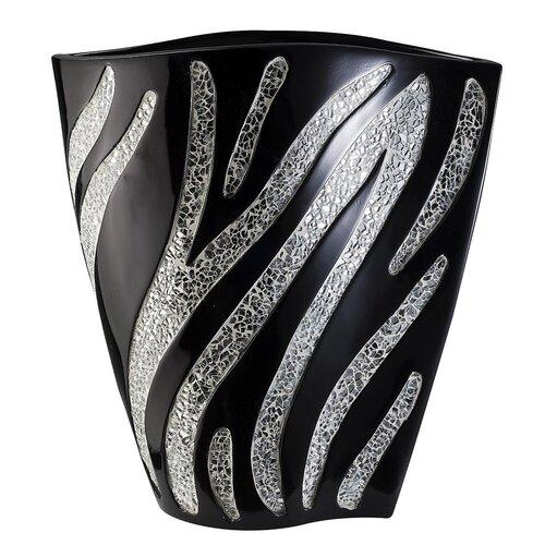 Zebra Decorative Vase