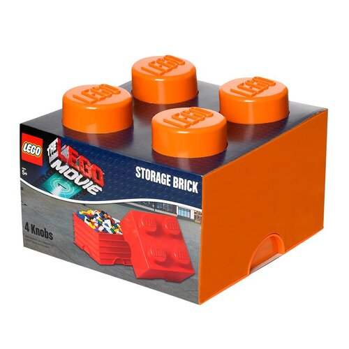 Movie Storage Brick 4 Toy Box