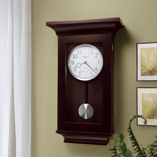 Howard Miller® Chiming Quartz Gerrit Wall Clock