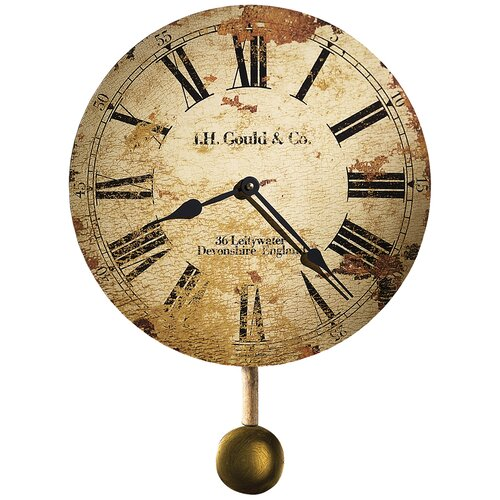 "Howard Miller® Moment In Time 13"" Wall Clock"