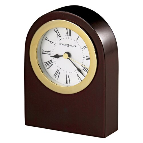 Howard Miller® Rosebury Arch Table Clock