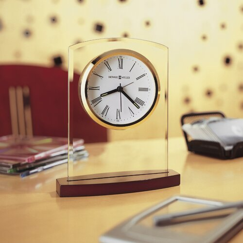 Howard Miller® Marcus Table Clock