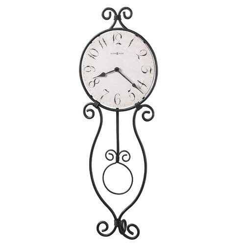 Decorative Quartz Loretta Wall Clock