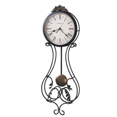 Howard Miller® Decorative Quartz Paulina Wall Clock