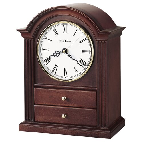 Howard Miller® Kayla Quartz Mantel Clock