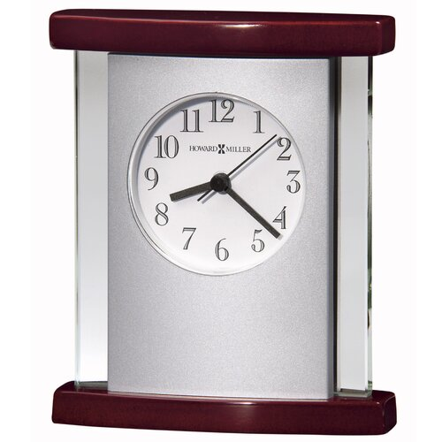 Howard Miller® Hyatt Table Clock