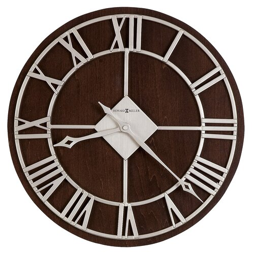 "Howard Miller® Prichard 15"" Wall Clock"