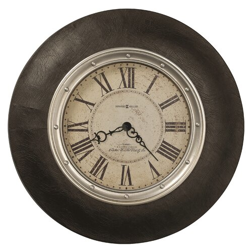 "Howard Miller® Allen Park Oversized 32"" Wall Clock"