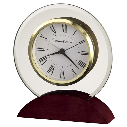 Howard Miller® Dana Table Alarm Clock