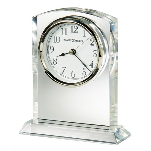 Howard Miller® Flaire Table Clock