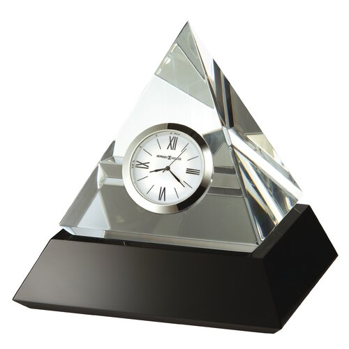 Howard Miller® Summit Table Clock