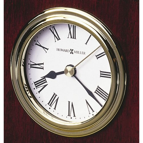 Howard Miller® Portrait Caddy Table Clock