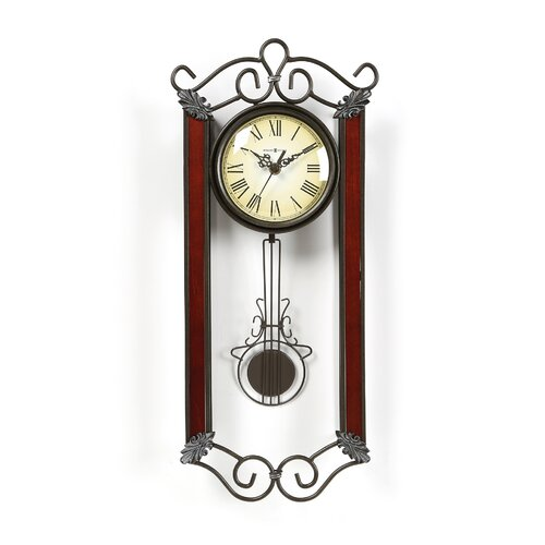 Decorative Quartz Carmen Wall Clock