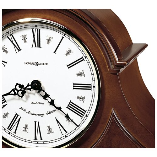 Howard Miller® Burton II Mantel Clock