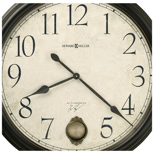 "Howard Miller® Ty Pennington Designs Falls Gallery Oversized 36"" Wall Clock"