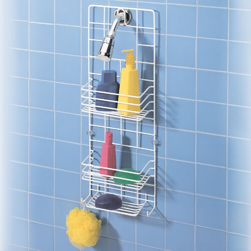 better living products ulti mate shower pole caddy better bath better bath 280chr deluxe tension pole chrome