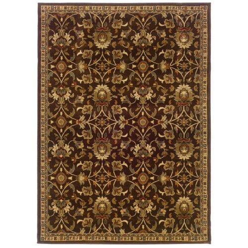 Oriental Weavers Amelia Brown Rug