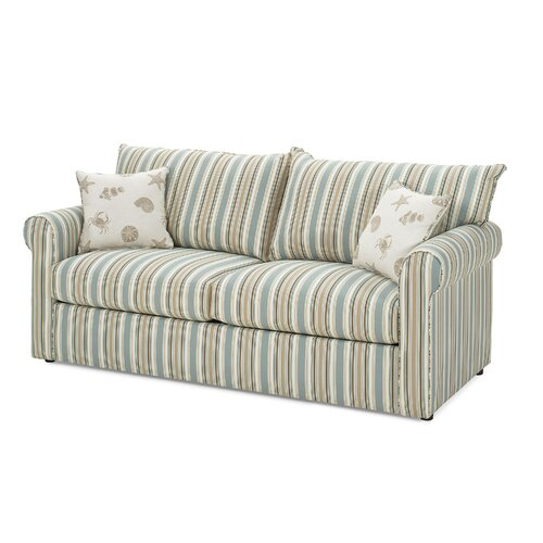 Sawyer Sleeper Sofa with Memory Foam Mattress