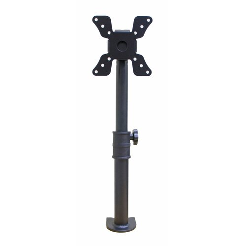 Height Adjustable Tilting/Swivel Desk Mount for 13