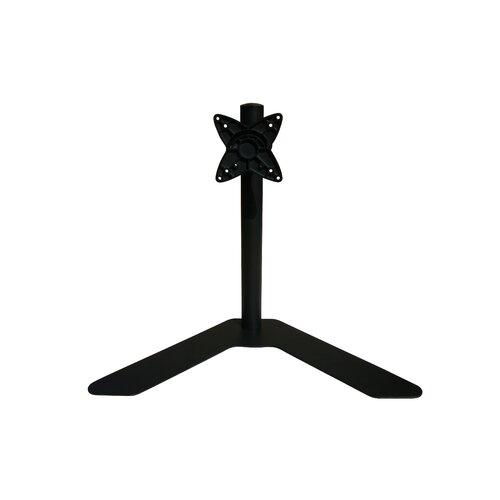 Adjustable Tilting Single Desk Mount Bracket for LCD LED