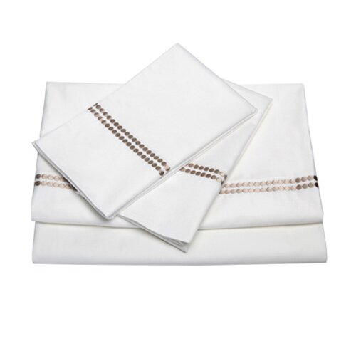 Chelsea Oyster 300 Thread Count Sheet Set
