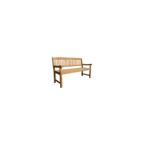 Leblon Outdoor Design Raffles 3 Seater Bench