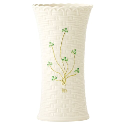 Belleek Colleen  Vase
