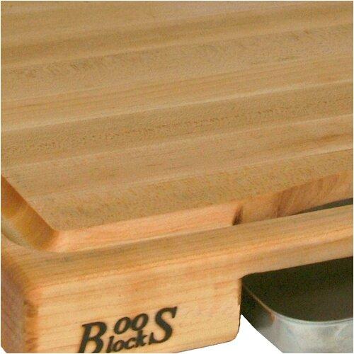 John Boos Newton Prep Master Cutting Board