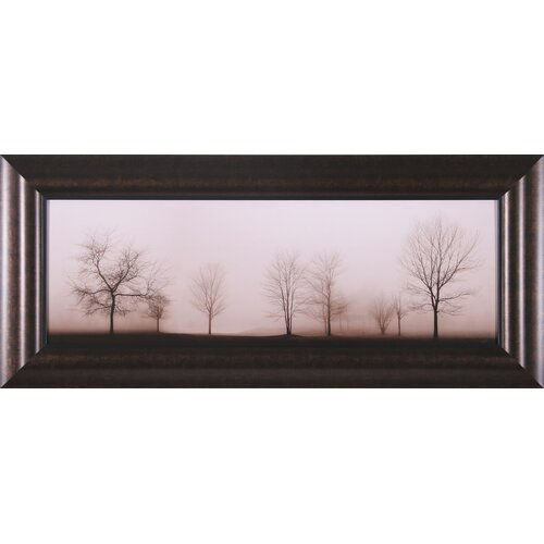Art Effects Misty Meadow Framed Photographic Print