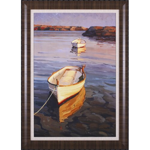 Art Effects Afternoon in Binisafua Framed Painting Print
