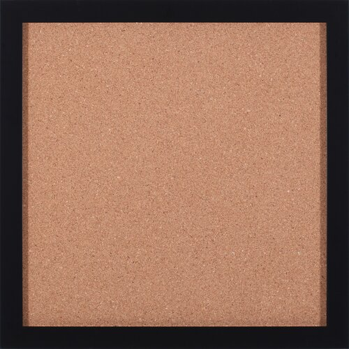 "Art Effects Contemporary 2' 3"" x 2' 3"" Bulletin Board"
