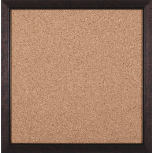"Art Effects Modern 2' 3"" x 2' 3"" Bulletin Board"