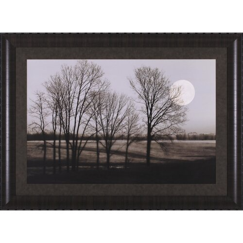 Art Effects November Moon Framed Photographic Print