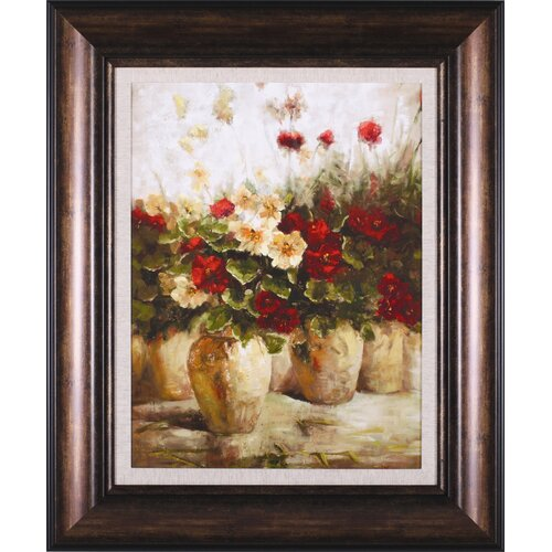 Art Effects Fragrant Memories by Ian Cook Framed Painting Print