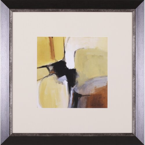 Art Effects Gold Canyon II by Lanie Loreth Framed Painting Print