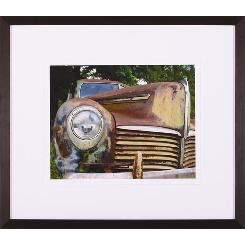 Art Effects Small Rusty Hudson I by Danny Head Framed Photographic Print