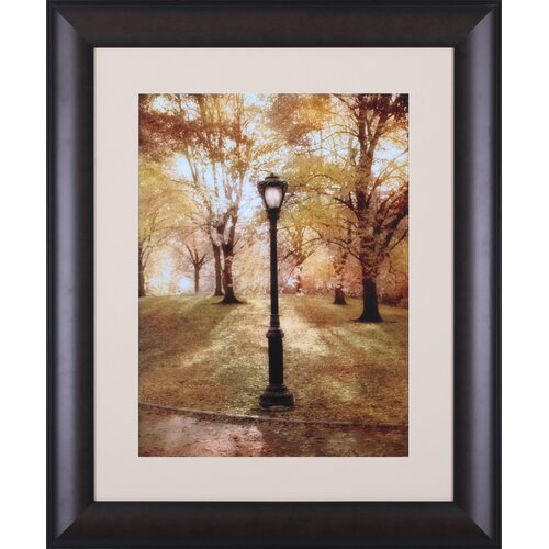 Autumn in the Park by Tim Wampler Framed Photographic Print