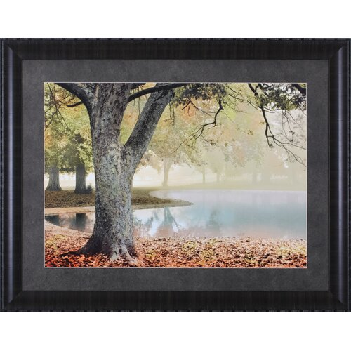 Lakeside by Donald Satterlee Framed Photographic Print