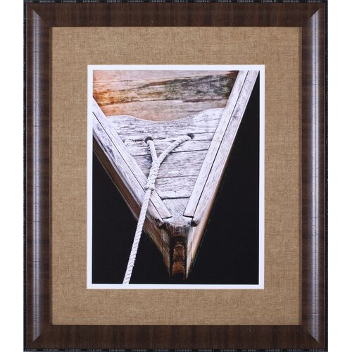 Art Effects Wooden Rowboats III by Rachel Perry Framed Photographic Print