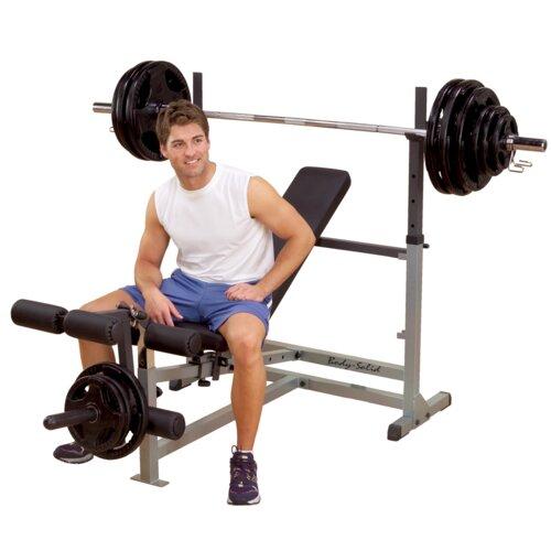 Olympic Ab Core Machine