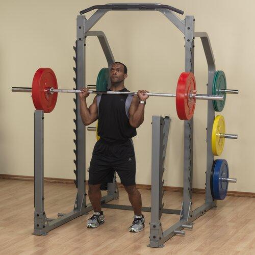 Body Solid Pro Club Line Multi Rack System