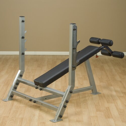 Body Solid Pro Club Decline Olympic Bench
