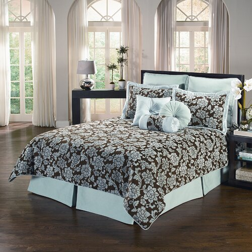 Chelsea Frank Group Bellagio Mink Comforter Set
