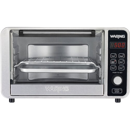 0.6-Cubic Foot Convection Toaster Oven