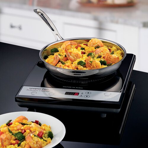 "Waring 11.5"" Induction Cooktop"